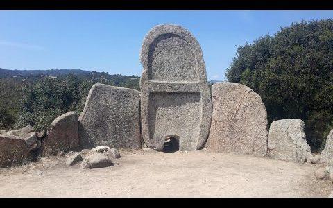 La Tomba di Giganti degli armonici megalitici